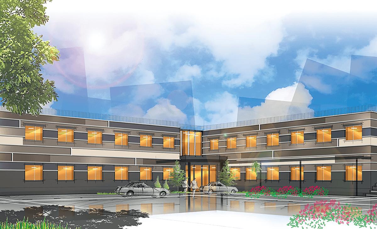 介護・看護サービスとデザイナー設計を融合させたサービス付き高齢者住宅 リズムビレッジ白石蔵王